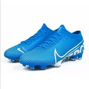 Nike Mercurial Vapor 13 Pro FG Soccer Cleats Blue